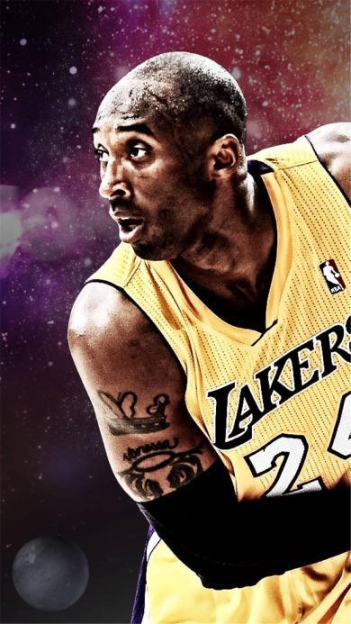 科比 kobe NBA 湖人 24