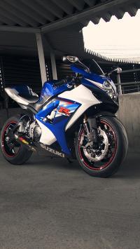 Suzuki 铃木 摩托车 帅气 跑车