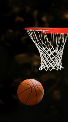 运动 体育 篮球 球篮 投篮