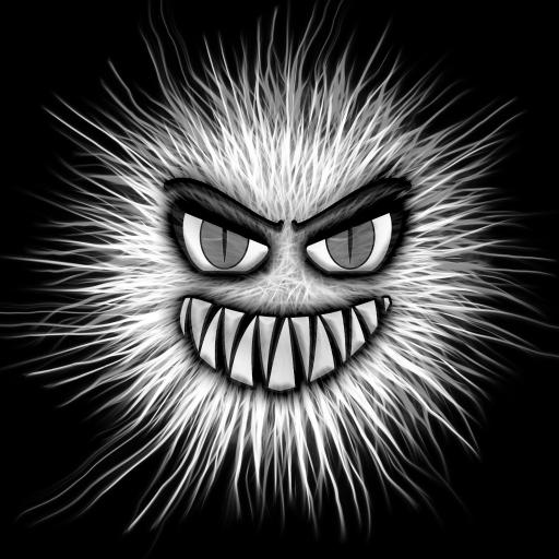 其他 怪物 黑白 眼睛毒牙 邪恶 细菌 病原