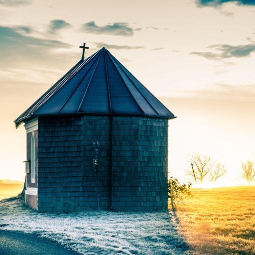 屋子 木屋 耶稣 基督教