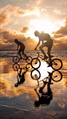体育 运动 自行车 小轮车