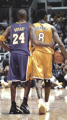 科比 湖人 NBA 篮球
