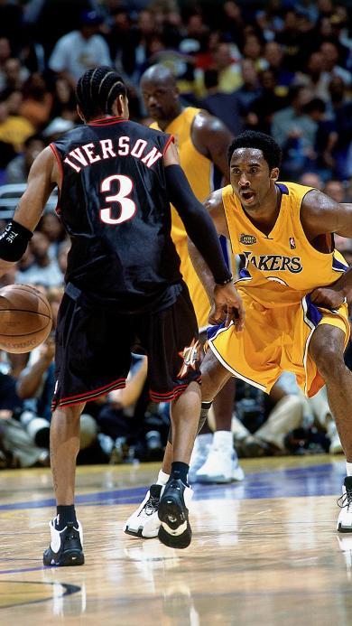 科比 艾弗森 篮球 NBA