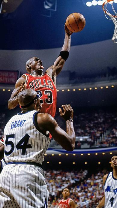 NBA 乔丹 篮球 体育