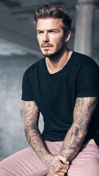 贝克汉姆 纹身 体育 足球 欧美