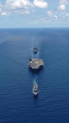 大海 军事 军舰 航母