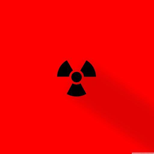 创意 标识 红色 核物质