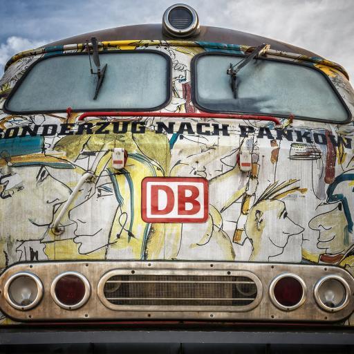 创意汽车车身 手绘涂鸦