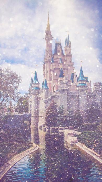 梦幻城堡 风景 唯美意境 创意