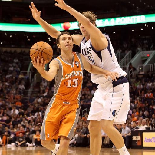 NBA 体育 纳什 篮球