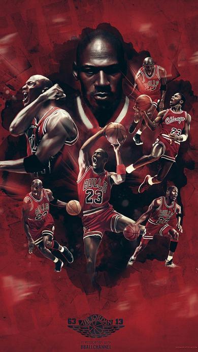 篮球 NBA 乔丹 Jordan