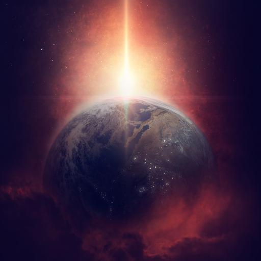 宇宙 地球 行星 空间 星系 明星 抽象 星体