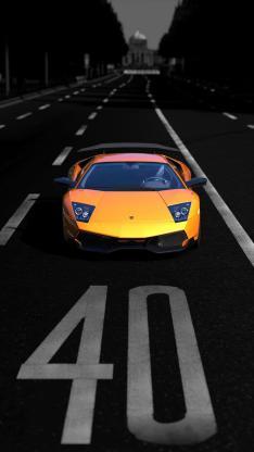玛莎拉蒂 黑色 黄色 跑车