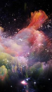 星空 银河 宇宙_