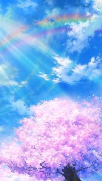 二次元唯美天空