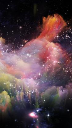 创意星空壁纸 唯美