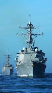 军舰 航空母舰 大海 军事 作战