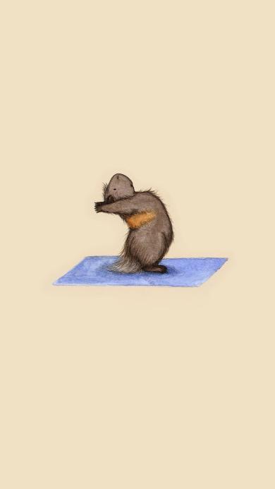 卡通 仓鼠 可爱