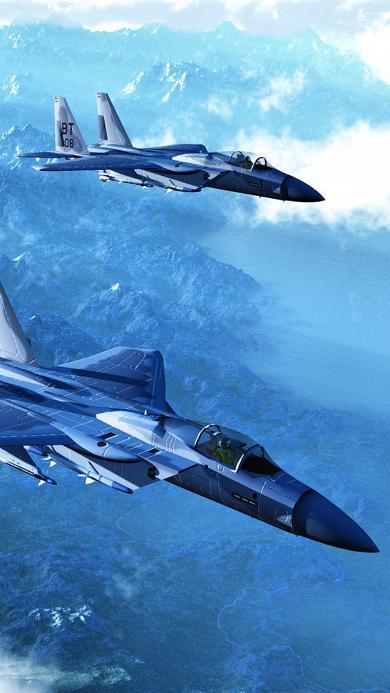 空战 战争 飞机 战斗机 航空