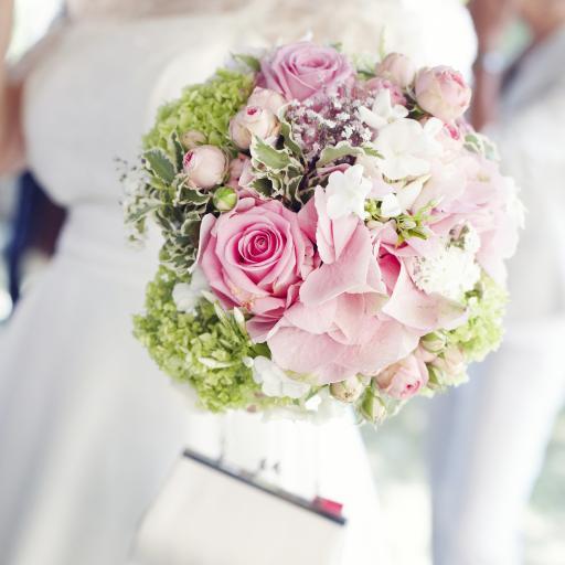 新娘 花束 婚礼 鲜花 爱情  结婚 婚姻