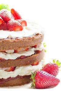 蛋糕 烤 巧克力 草莓 奶油 甜 装饰 糖 美味 吃 享受 甜点 生日蛋糕 甜美