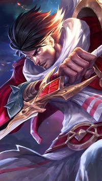 游戏人物 英雄角色 帅气