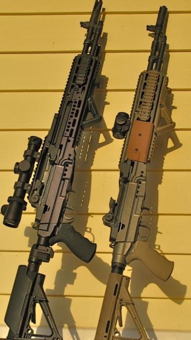 枪械 枪支 军用 武器
