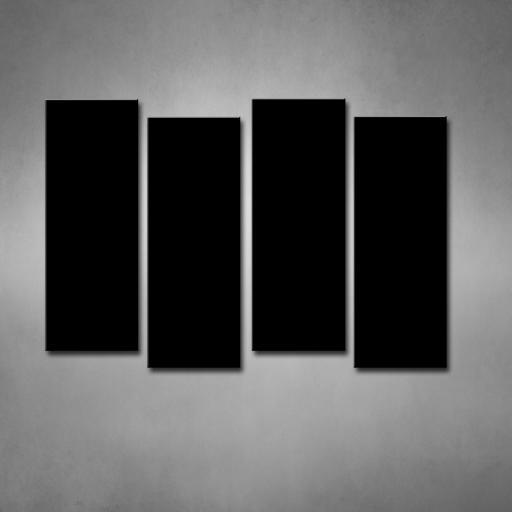 图案 黑白键 黑白