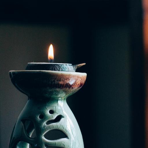 烛台 创意 特殊 造型奇特 陶瓷