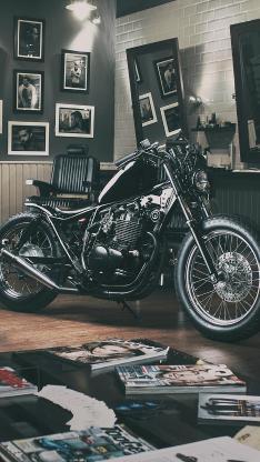 摩托车 哈雷摩托 跑车