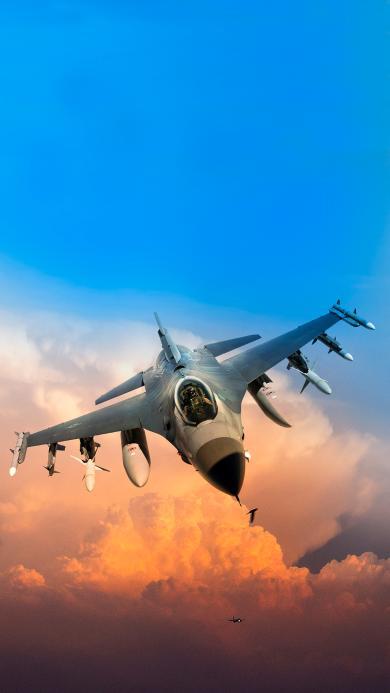 战斗机 航空 飞行 天空