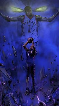篮球 NBA 麦迪 体育