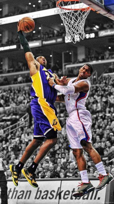 NBA 科比 湖人 laker