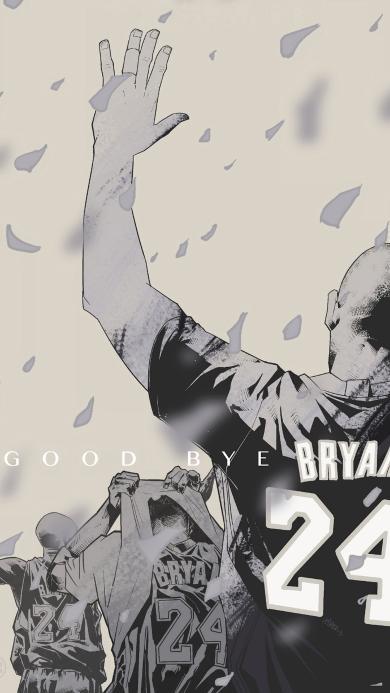 科比 NBA 24 湖人