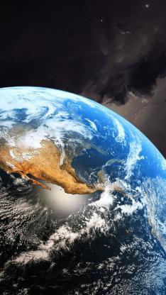 地球 星球 宇宙 太空