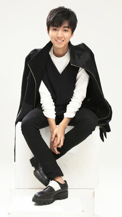 王俊凯 歌手 明星 小鲜肉 高能少年团
