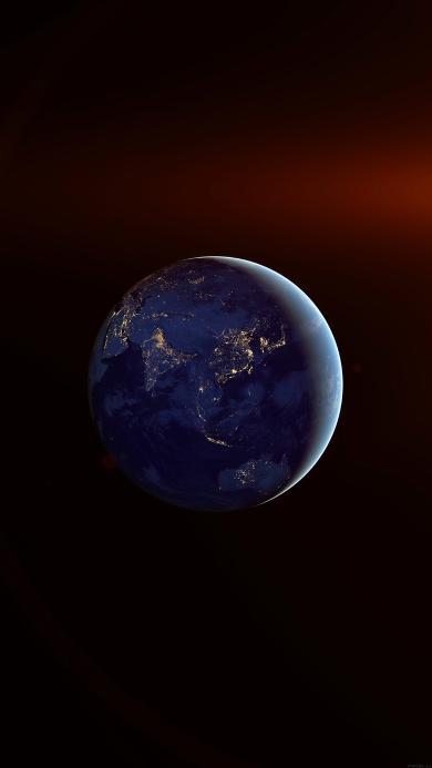 地球 宇宙 太空 星球 浩瀚