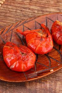 小龙虾 河鲜 食物 红色 口味虾