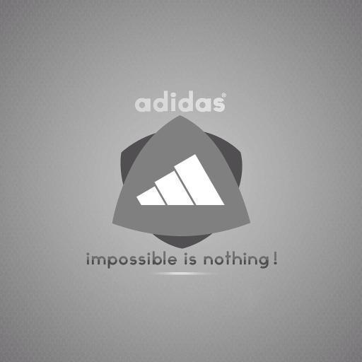 Adidas 阿迪达斯 商标