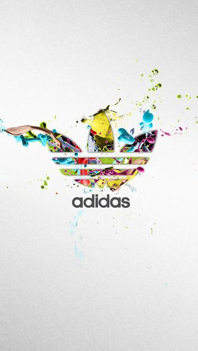 色彩 阿迪达斯 adidas 三叶草