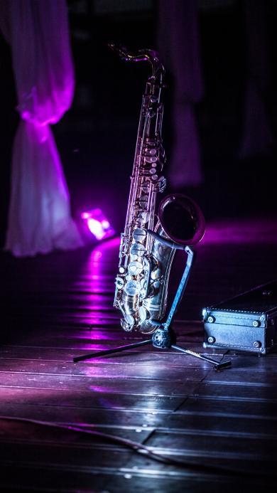 乐器 萨克斯 音乐 表演 演奏