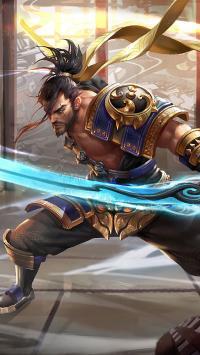 王者荣耀 撸啊撸 lol 剑圣 角色