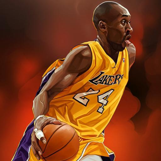 科比 24 湖人 篮球