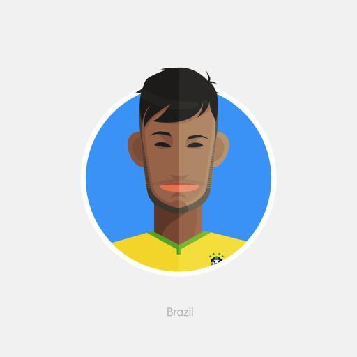 内马尔 体育 巴西 足球