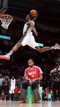 NBA 全明星 扣篮 飞人