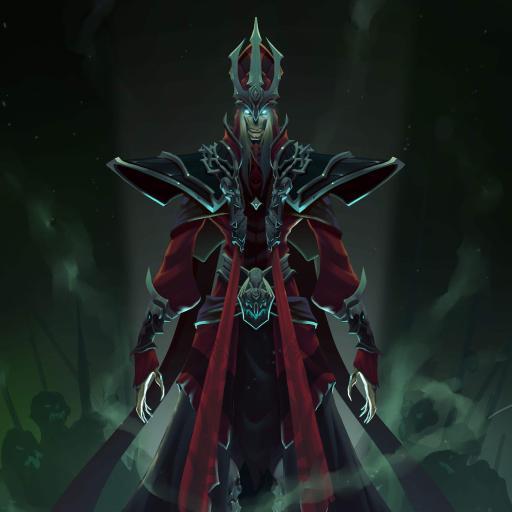 英雄联盟 lol 英雄 卡爾瑟斯 不死之灵 巫妖
