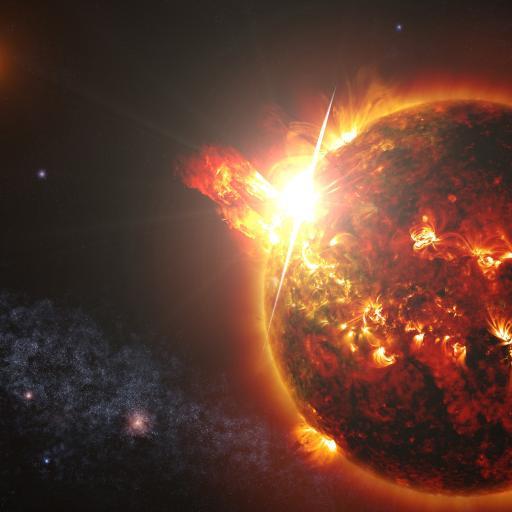 星球 宇宙 银河 太空