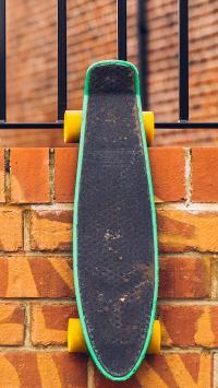 滑板 运动体育 Nike 红砖