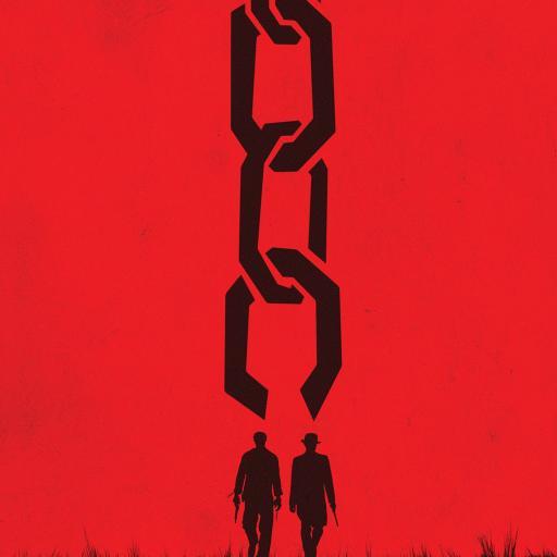 锁链 创意 链条 背影